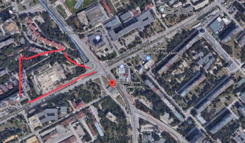 Имотът, който Борис Бояджиев продава на Артекс за над 14 000 000 лв.